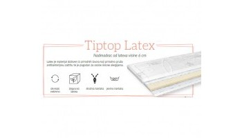 Nadmadrac Hespo Tiptop Latex