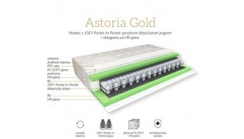 Madrac Hespo Astoria Gold
