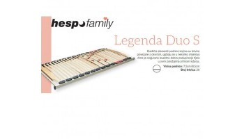Hespo Legenda Duo S