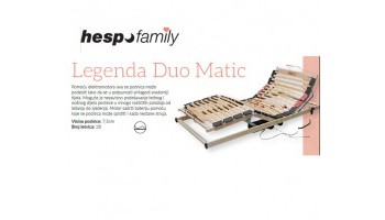 Hespo Legenda Duo Matic